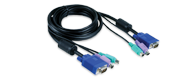 DKVM-CB3 Cable Kit for DKVM Products - 3M
