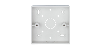 D-link NBB-011 Back Box For Single Dual Faceplate