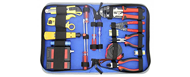 Noyafa NF-1508 12 Pieces Network Installation Tool Kit