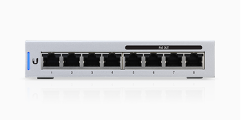 Ubiquiti Unifi Switch 8-60W